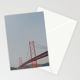 Across the Bridge Stationery Cards