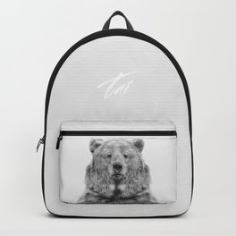 Bear European Backpack