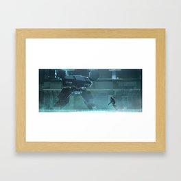 Rex's Lair Framed Art Print