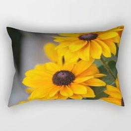 Black Eyed Susans Rectangular Pillow
