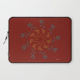 Sabiduría en la tierra Laptop Sleeve