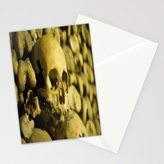 Wall of Bones Stationery Cards