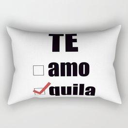 Te quila Rectangular Pillow