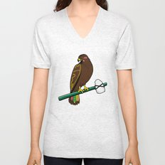 Blackhawk II Unisex V-Neck