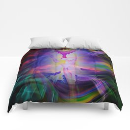 Abstract Perfection 38  Heavenly apparition Comforters