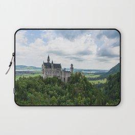 Neuschwanstein Castle Laptop Sleeve