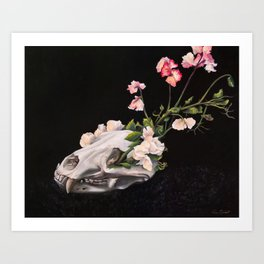 Carnivora Floret Art Print