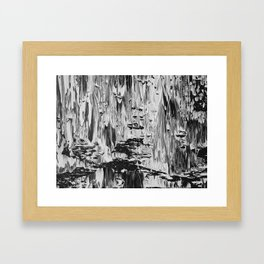 Photographic Abstraction 15 Framed Art Print