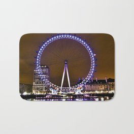 The London Eye  Bath Mat