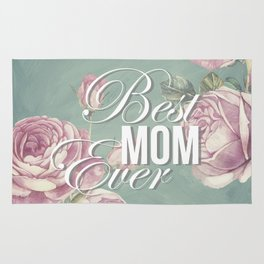 Mother's Day (Best Mom Ever) 2 Rug