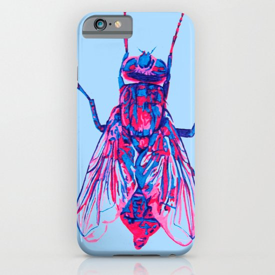 House Fly iPhone & iPod Case