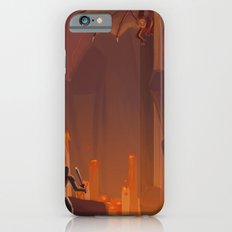 Into the Flames iPhone 6s Slim Case