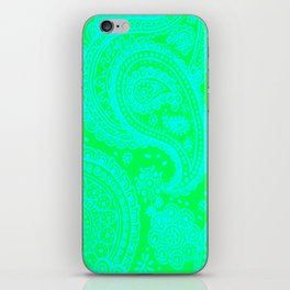 Paisley 2 iPhone Skin