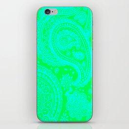 Paisley 2 iPhone Skin