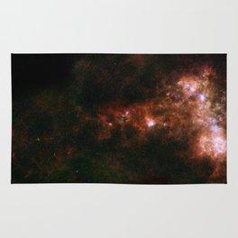 Small Magellanic Cloud, infared Rug