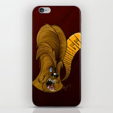 Chewbacca iPhone & iPod Skin