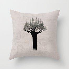 TREEHOUSE N.2 Throw Pillow