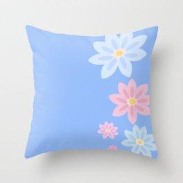 Hello, Spring! Throw Pillow
