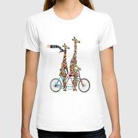karen T-shirts featuring giraffe days lets tandem by bri.buckley