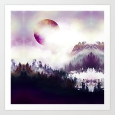 From Sky To Roots Art Print