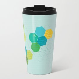 elements of design Travel Mug