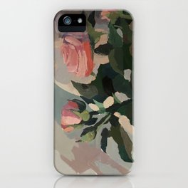 Flowers for Me iPhone Case