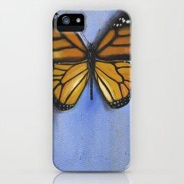 Majestic Monarch iPhone Case