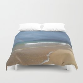 Narin Portnoo Beach Donegal Ireland Duvet Cover