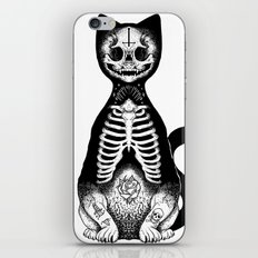 Skulls & Daggers iPhone & iPod Skin