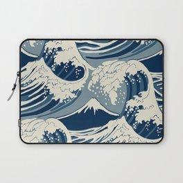 Sea Wave Laptop Sleeve