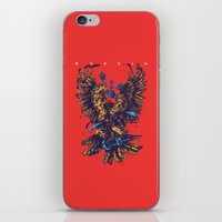 russia iPhone & iPod Skins featuring Russia by Ivan Belikov