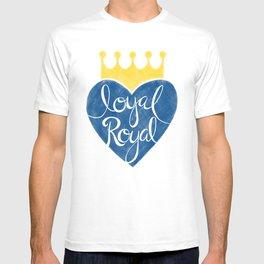 Kansas City Loyal Royal T-shirt