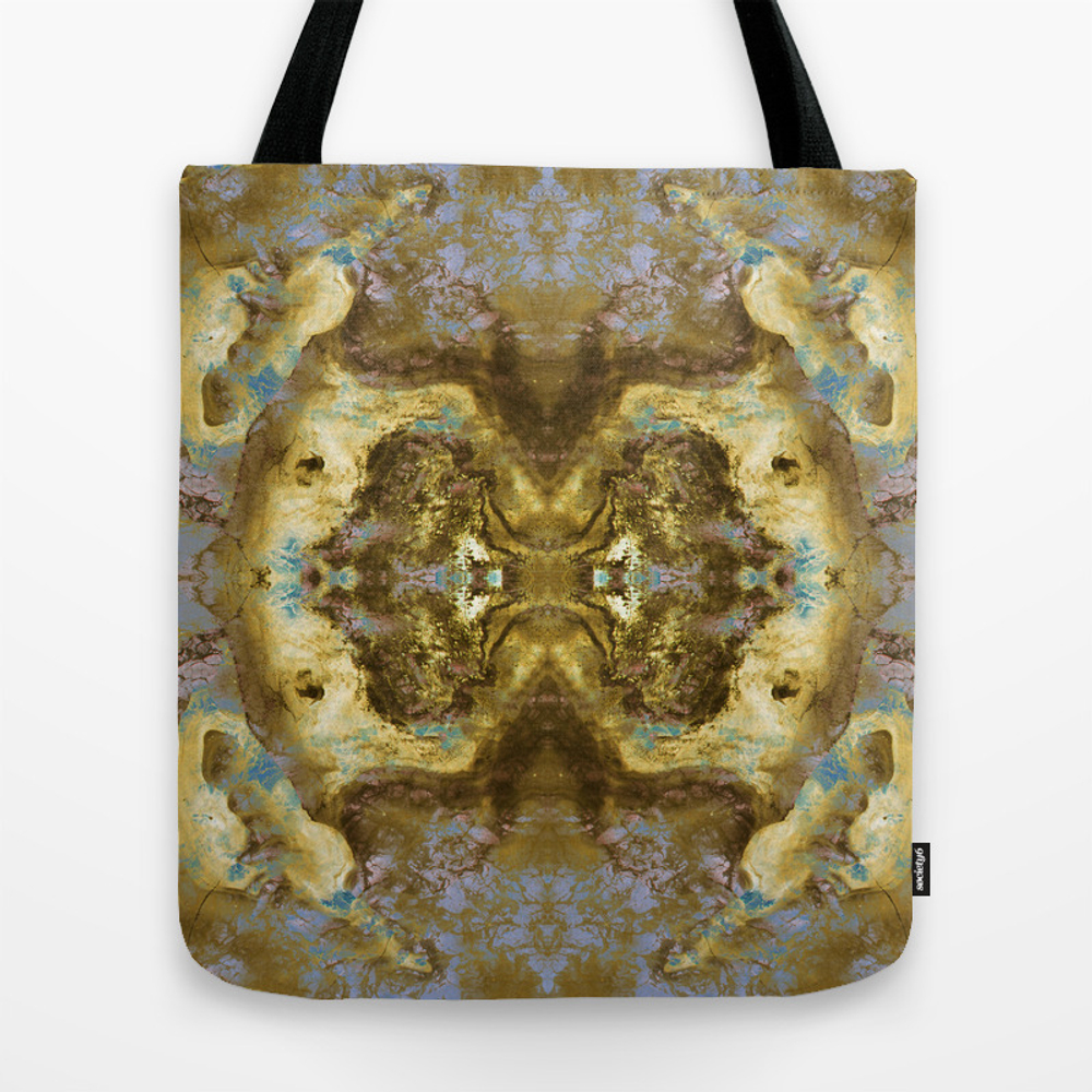 Project 67.7 - Abstract Photo-montage Tote Purse by R_sp_c (TBG9704421) photo