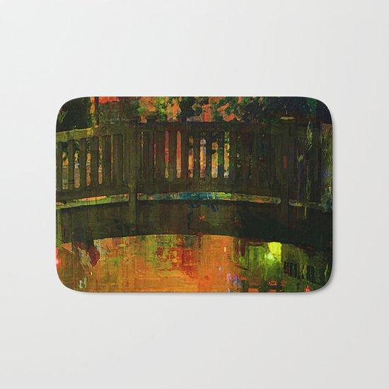 The bridge of Central Park Bath Mat