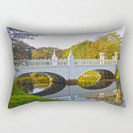 Tournament Bridge Rectangular Pillow