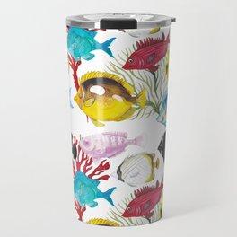 Coral Reef #1 Travel Mug