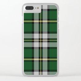 Tartan Of Cape Breton Clear iPhone Case