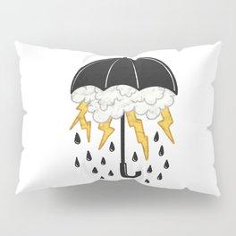 Umbrealla Storm Pillow Sham
