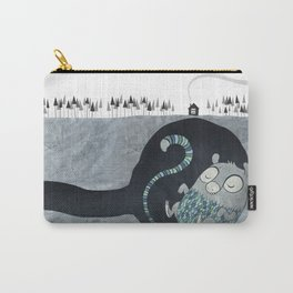 Let's bore for geothermal energy! Carry-All Pouch