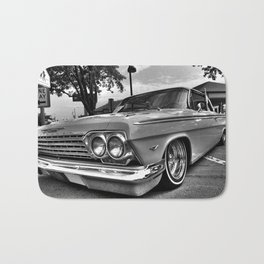Cruisin' Lowrider Impala Classic Bath Mat