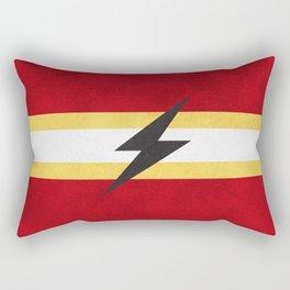 Flash of Color Rectangular Pillow