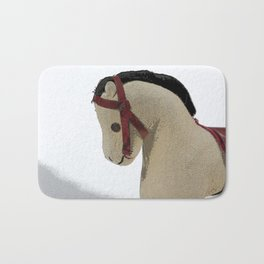 The Old Toy Horse Bath Mat