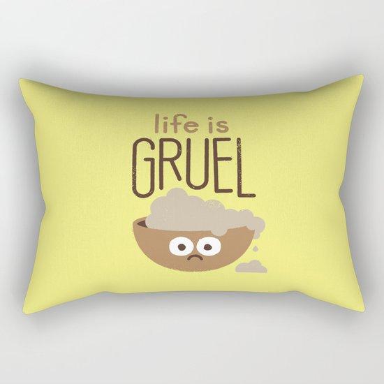 Consider Yourself... Warned Rectangular Pillow