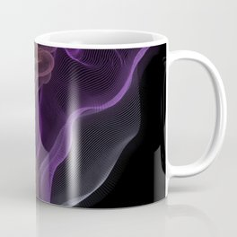 Aurora Borealis Colorants (String Theory #2)  Coffee Mug