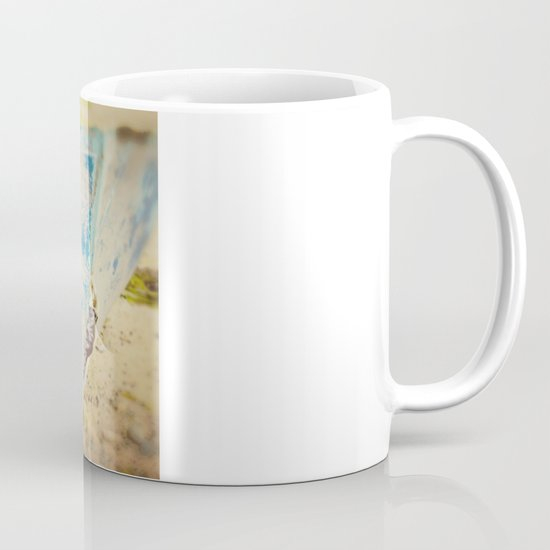 cape cod blue Mug