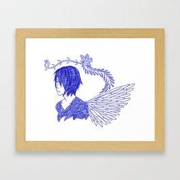 Angelictwist Framed Art Print