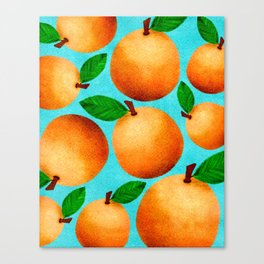 Orange You Happy? Canvas Print