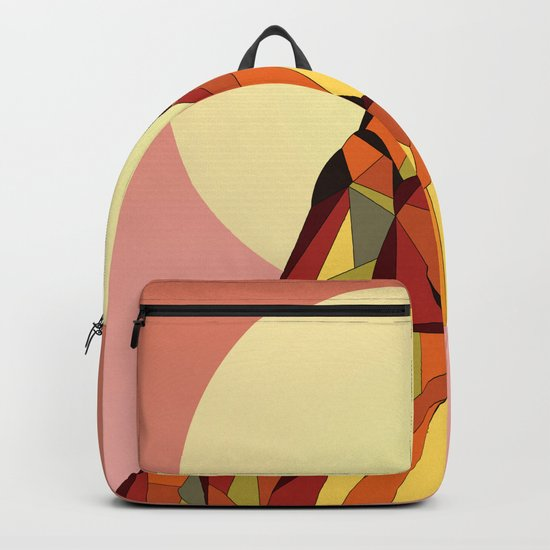TOUCHING THE VOID Backpack