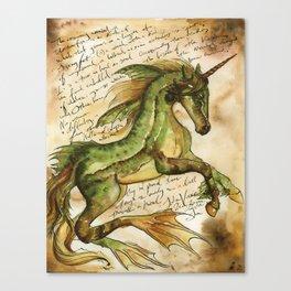 Campchurch Canvas Print