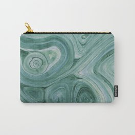 Malachite1 Carry-All Pouch